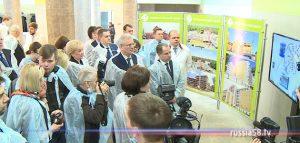 Михаил Бабич посещает перинатальный центр в Пензе