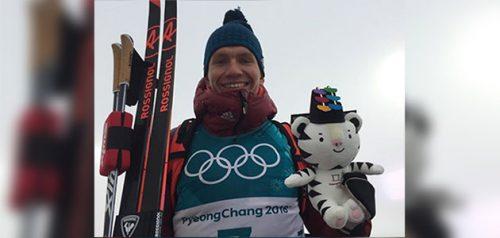 Александр Большунов. Фото Федерации лыжных гонок России