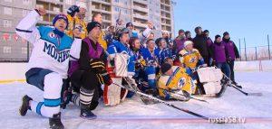 Первый турнир Пензенской любительской хоккейной лиги