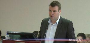 Заместитель главы администрации Пензы Юрий Ильин
