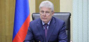 Заместитель полномочного представителя президента РФ в ПФО Игорь Паньшин