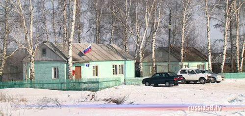 Село Кривошеевка Нижнеломовского района Пензенской области