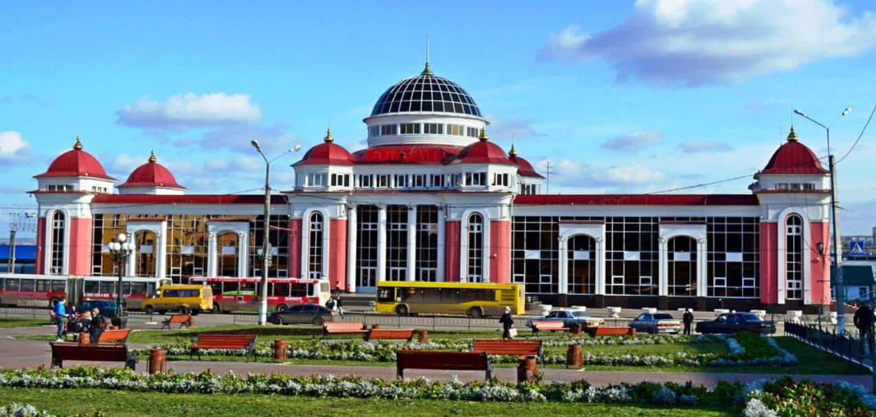 Вокзал Саранска. Фото kartinki24.ru