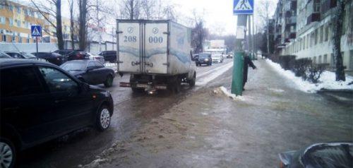 Улица Захарова. Фото пресс-службы Пензенской городской думы