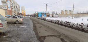 Улица Антонова. Фото пресс-службы администрации Пензы