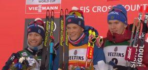 Фото Международной федерации лыжных гонок