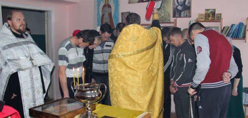 «Неделя молитвы». Фото пресс-службы УФСИН по Пензенской области