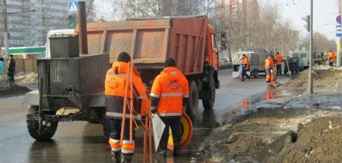 Проспект Строителей. Фото пресс-службы администрации Пензы