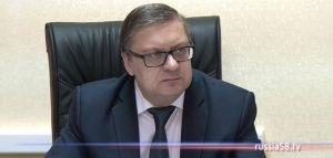 Председатель избирательной комиссии Пензенской области Александр Синюков
