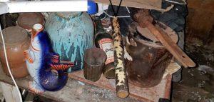 Обрезок трубы. Фото пресс-службы СУ СК РФ по Пензенской области