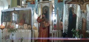 Введенский храм в селе Хованщино Пензенской области