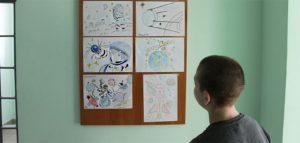 Конкурс рисунков. Фото пресс-службы УФСИН РФ по Пензенской области
