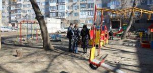 Детская площадка. Фото администрации города Пензы