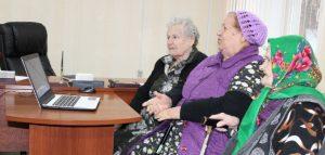 Фото пресс-службы управления ПФР по Пензенской области