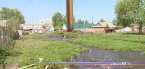 Село Березовка Колышлейского района Пензенской области