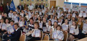 Победители и призеры многопрофильной инженерной олимпиады «Звезда». Фото ПензГТУ