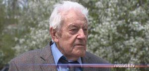 Ветеран Великой Отечественной войны Виктор Пауль