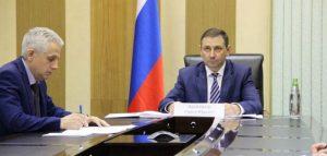 Помощник полномочного представителя президента РФ в ПФО Сергей Валенков