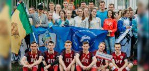 Участники фестиваля «На спорте». Фото АССК России