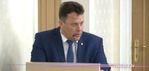 Министр образования Пензенской области Александр Воронков