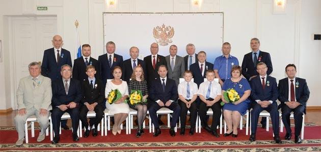 Фото пресс-службы полномочного представителя президента РФ