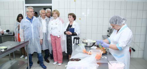 Губернатор Иван Белозерцев в Башмаковском районе. Фото пресс-службы правительства Пензенской области