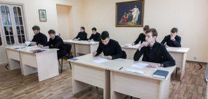 Экзаменационная сессия. Фото пресс-службы Пензенской духовной семинарии