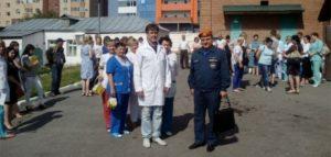 Учения. Фото ГУ МЧС РФ по Пензенской области