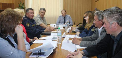 Заседание общественного совета при УФСИН России по Пензенской области. Фото пресс-службы ведомства