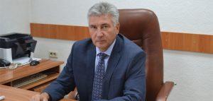 Глава администрации Каменского района Сергей Юркин