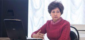 Татьяна Белгузова. Фото Пензенской духовной семинарии