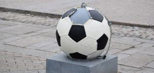 Антитаранные шары. Фото пресс-службы администрации Пензы
