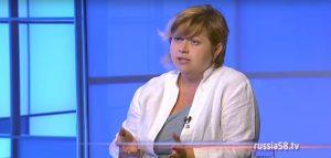 Председатель регионального отделения Российского детского фонда Мария Гаврюшина