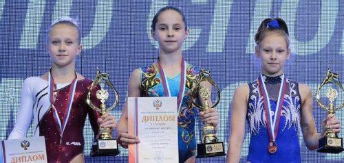 Фото спортивной гимнастики России