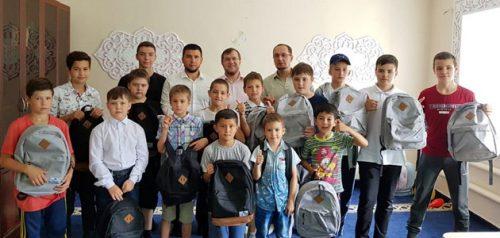 Детские исламские курсы. Фото ДУМ Пензенской области