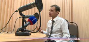 Уполномоченный по защите прав предпринимателей в Пензенской области Карим Кузахметов