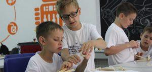 Соревнования. Фото детского технопарка «Кванториум»