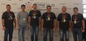 Пензенская делегация во Владивостоке
