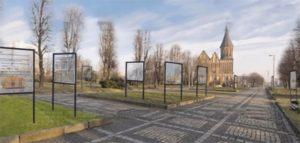 Проект «Парка памяти» в Заречном