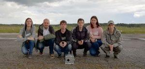 Команда «SpaceY». Фото ПензГТУ