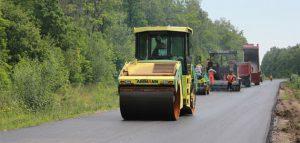 Ремонт дороги. Фото министерства строительства и дорожного хозяйства Пензенской области