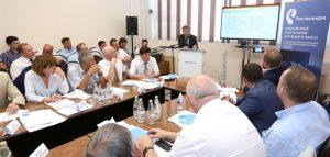 Заседание ассоциации промышленников Пензенской области. Фото ПАО «Ростелеком»