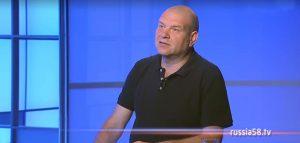 Специалист кабинета социальной помощи наркозависимым Сергей Тарасов