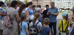 Учения. Фото министерства культуры и туризма Пензенской области