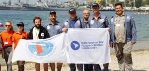 Участники экспедиции «Крым-2018. Фото ПензГТУ