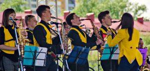 Коллектив «ANANAS Band». Фото vk.com/diletant2015
