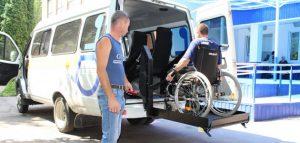 Спецавтомобили для пензенских домов ветеранов