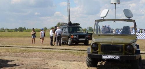 Радиолокационный охранный комплекс серии «Радескан». Фото министерства промышленности, транспорта и инновационной политики Пензенской области