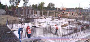 Строительство военного госпиталя в Пензенской области