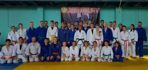 Участники сборов. Фото Федерации дзюдо Пензенской области